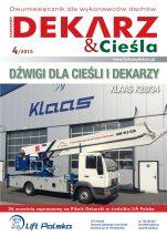 Fachowy Dekarz&Cieśla 4/2015
