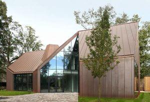 House VDV, Destelbergen, Belgium - Photo: Filip Dujardin