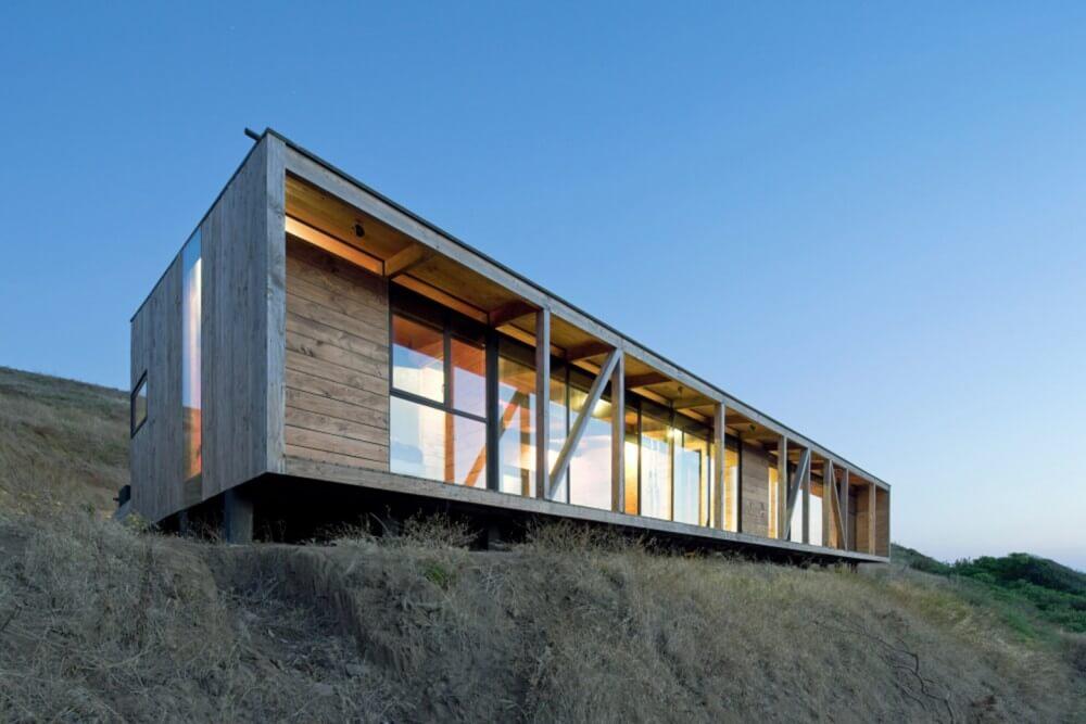 Yoga House – domek na zboczu