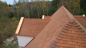 Pokrycie dachowe dla budynków z duszą