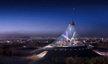 Astana – baśniowa kraina