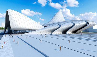 Baku pięknieje dzięki architekturze
