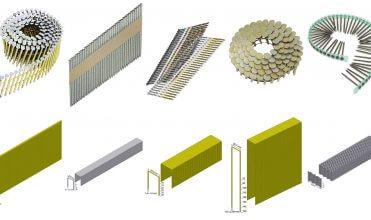 Elementy złączne niezbędne do pracy z narzędziami pneumatycznymi, gazowymi i elektronarzędziami