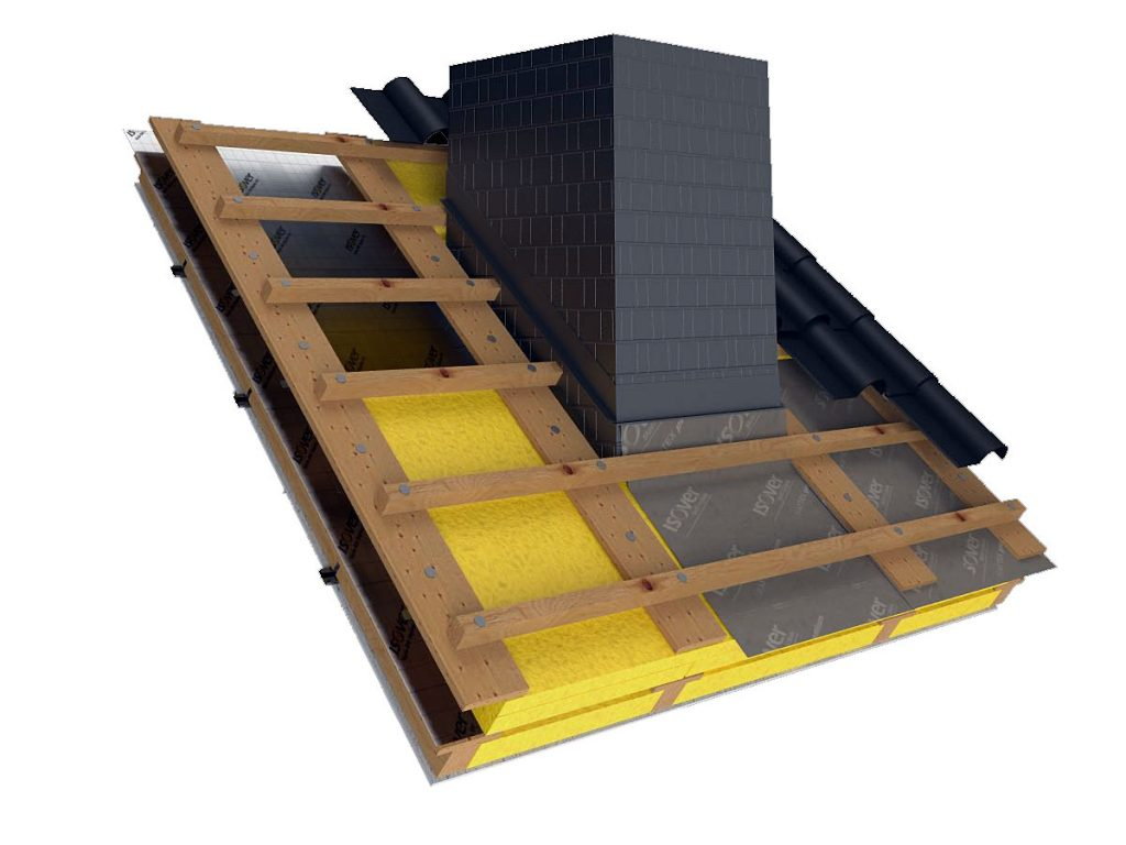 Fot. 3. System izolacji MAX Isover.