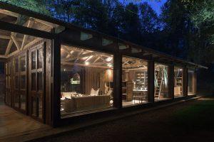 nowoczesna-STODOŁA-Barn-House-at-Lake-Ranco-6