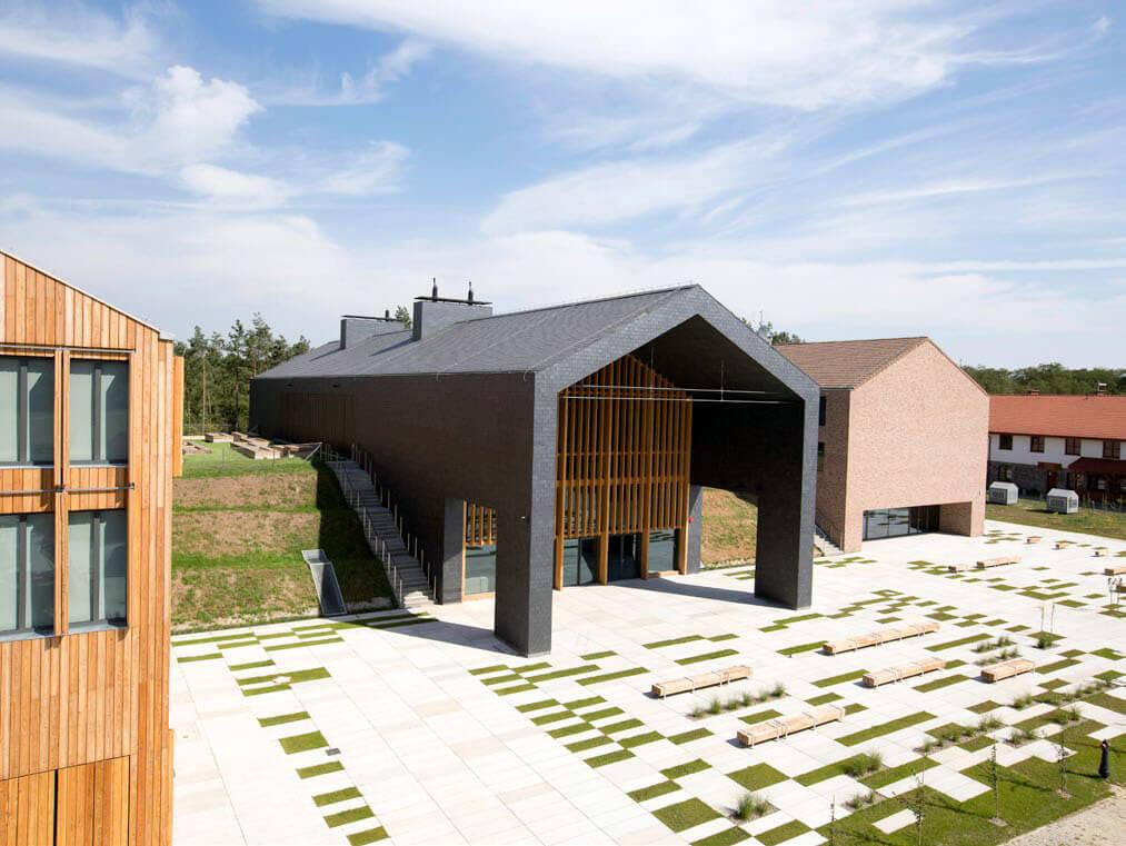 Łupek - dach i elewacja pokryta łupkiem