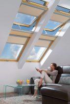 Okna dachowe - ciepło, światło i wygoda. Fot.: FAKRO