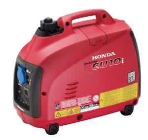 Agregaty prądotwórcze Honda serii EU