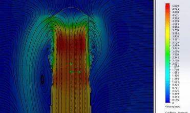 Szukanie maksymalnej efektywności wywietrzników grawitacyjnych Zefir-150