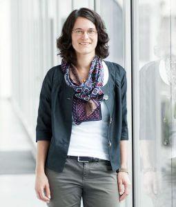 Fot. 1. Barbara Austel, wspólniczka Festool i wnuczka założyciela - Gottlieba Stolla.