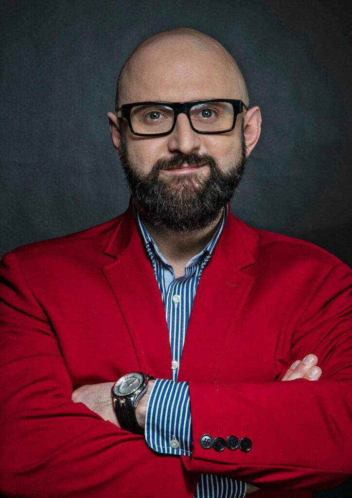 Tomasz Piotrowski, Dyrektor Sprzedaży i Marketingu Galeco
