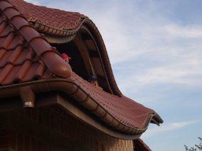 Orynnowanie nietypowego dachu Galeco
