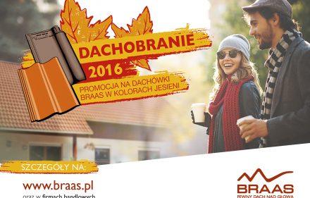 Dachobranie 2016: tanie dachówki BRAAS