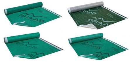BRAAS wprowadza gwarancję na membrany dachowe