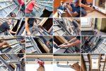 Ciepło tkwi w montażu - montaż okna dachowego ROTO w 16 krokach