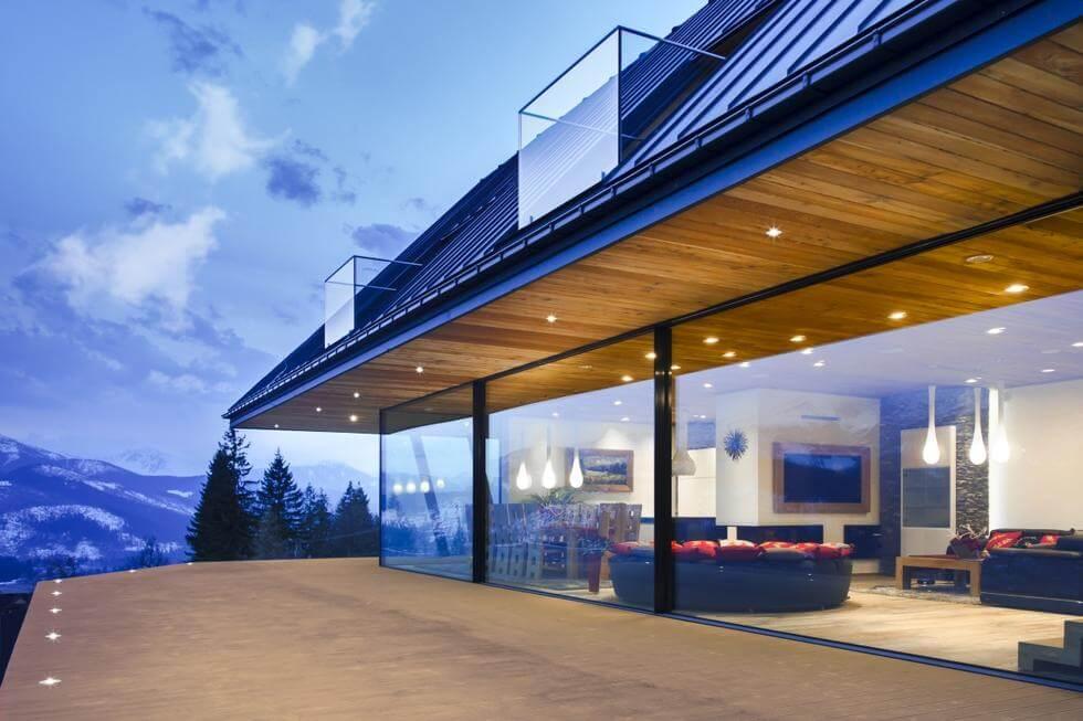 Dom w Tatrach fot. Tomasz Gilarski