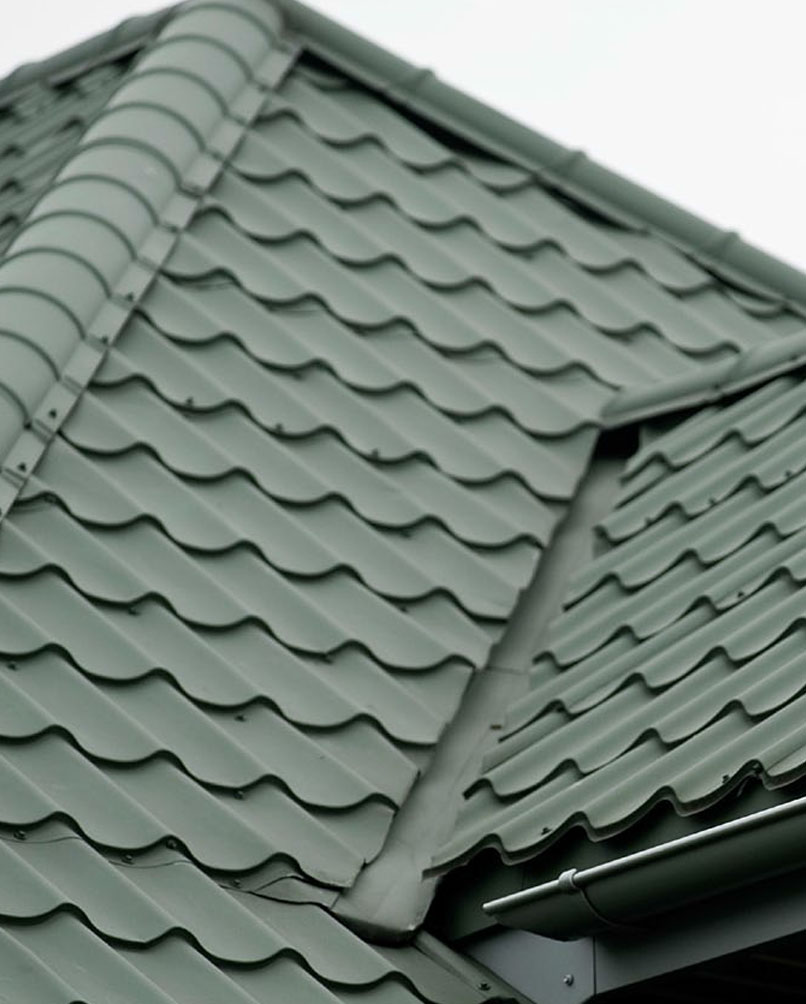 Tylko na zewnątrz LINDAB - kompleksowa oferta pokryć dachowych i elewacyjnych prosto IA94