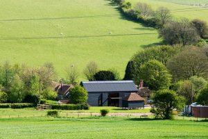 Ancient Party Barn, Liddicoat &Goldhill fot. Will Scott, Keith