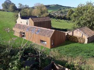 Starfall Farm w Wielkiej Brytanii - projekt Invisible Studio