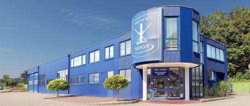 SIHGA® - Właściwy produkt - we właściwym miejscu - w wymaganej ilości – o właściwym czasie!