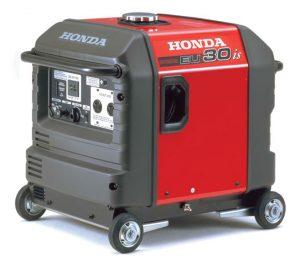 Agragaty prądotwórcze Honda