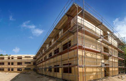 Drewno jest zdrowe! Budowa szpitala dziecięcego w technologii HBE