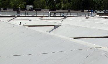 Fot. 1. Dach po remoncie.