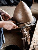 Ideał rzemiosła ceramiki dachowej