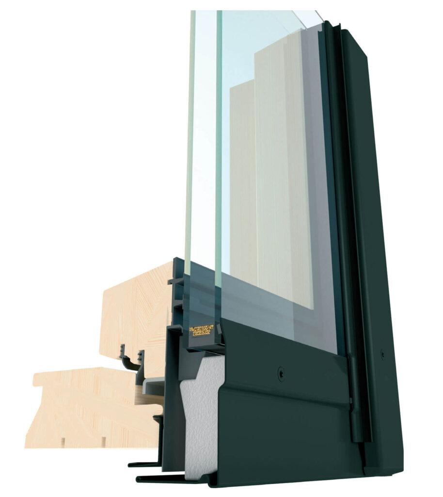 Energooszczędność w produktach Fakro zapewnia m.in. nowa technologia thermoPro wprowadzona do okien dachowych klasy PROFI i LUX. Fot. Fakro