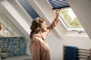 Nowe, energooszczędne okna dachowe z pakietem trzyszybowym firmy Velux