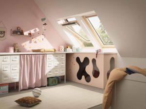 trzyszybowe energooszczędne okna dachowe Velux GLL.