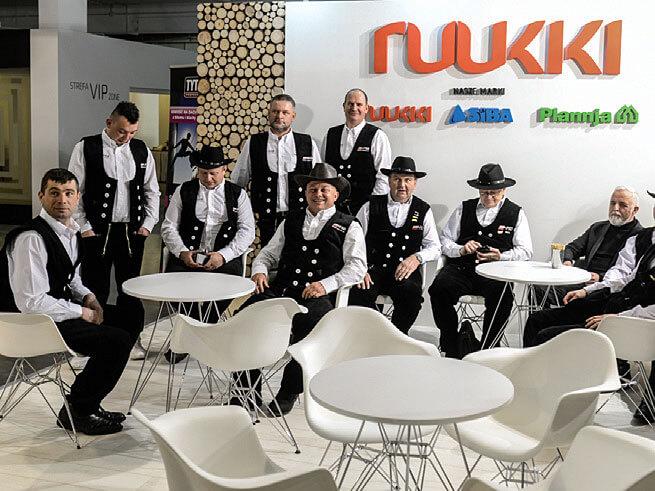 BUDMA 2017 - Otwarte Zawody Dekarskie Turbo Dekarz
