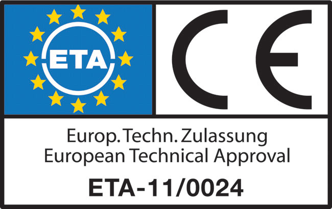 Certyfikowane wkręty Eurotec.