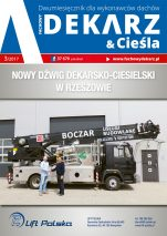 Fachowy Dekarz & Cieśla 3/2017 okładka