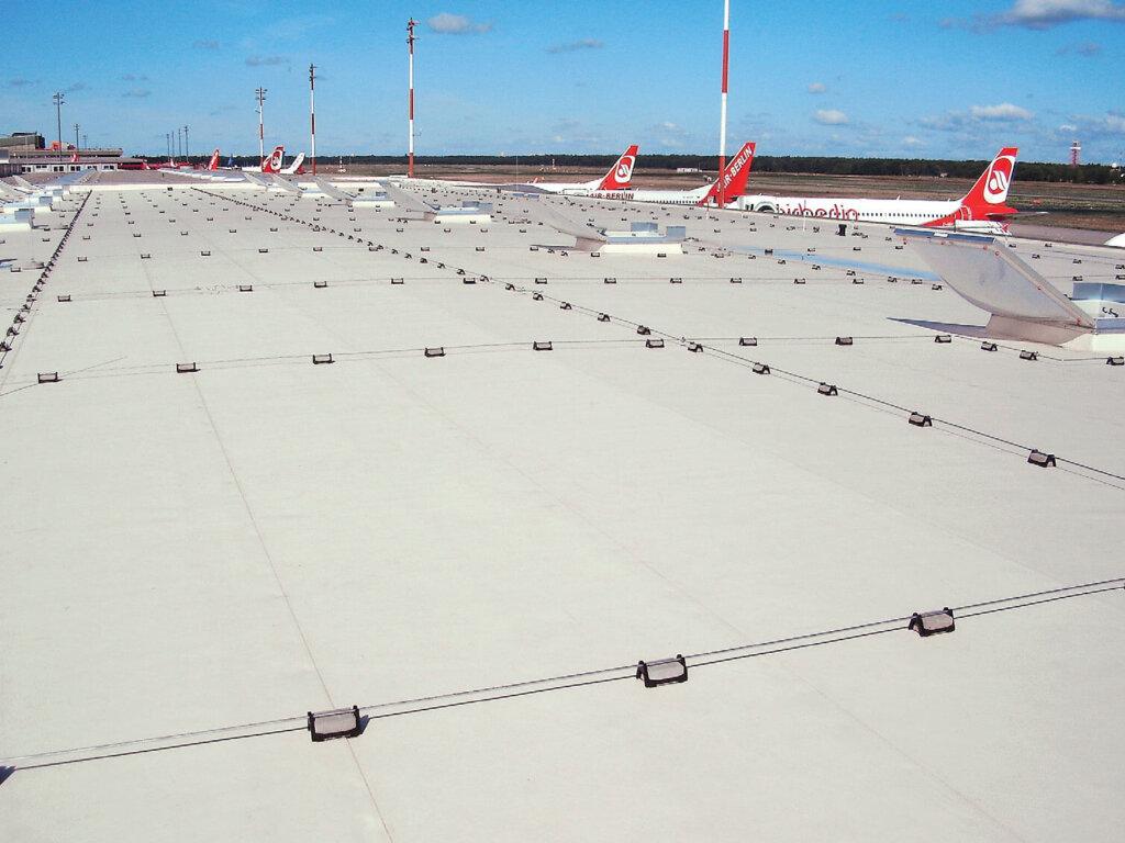 Folie dachowe z tworzywa FPO