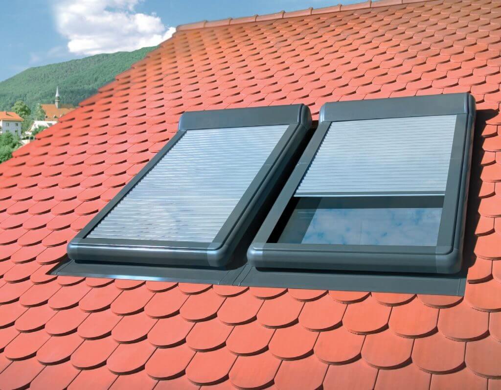 Jasno, za jasno, roleta – akcesoria do okien dachowych. Fot. Fakro