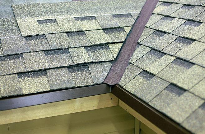 Tak wygląda kosz dachowy wykonany metodą otwartą.