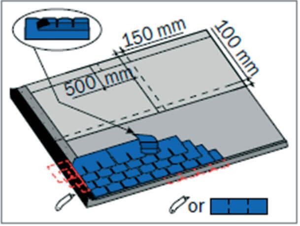 Szczegółowy sposób montażu gontów zależy od jego wersji. Wszystkie zalecenia w tym zakresie są zawarte w instrukcjach układania gontów Technonicol.