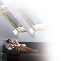 Nowa generacja markiz do okien dachowych AMZ Solar i AMZ Z-Wave
