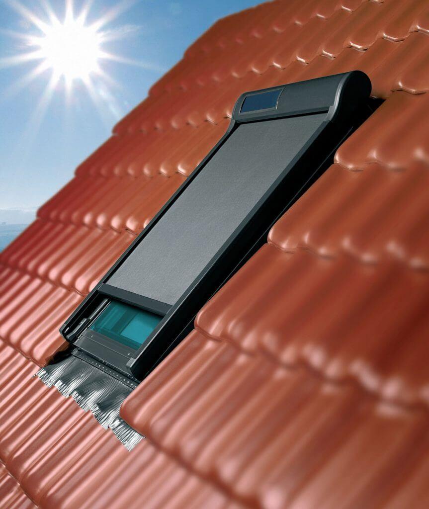 Markiza zewnętrzna do okien dachowych AMZ Solar i AMZ Z-Wave