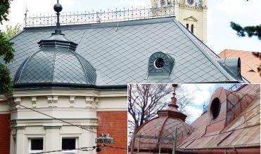 dach wykonał Paweł Bojzan firma Pro.Dach z Wałbrzycha