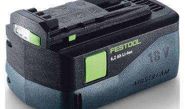Wytrzymały akumulator 6,2 Ah Festool