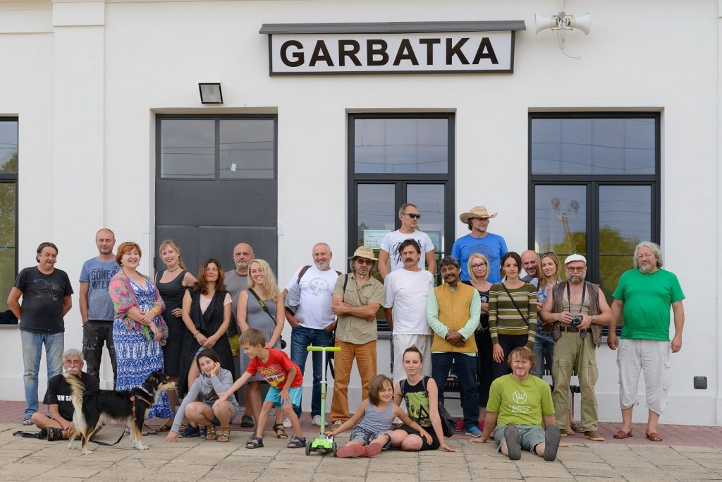 X Międzynarodowy Plener Ekspresji Twórczej w Garbatka-Letnisko
