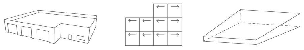 1. Prześlij do nas rzut dachu dachy@yetico.com 2. Otrzymasz dokładny plan 3. Dostarczymy produkt oraz instrukcję układania