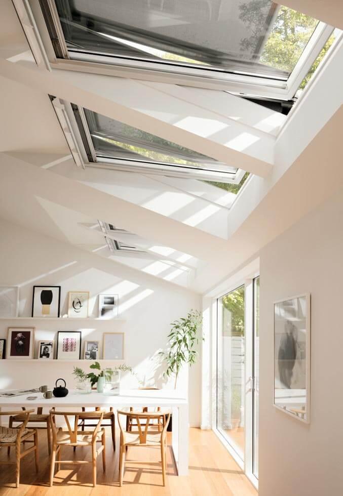 Solarne okna dachowe Velux