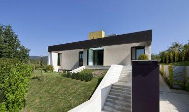 Foto: Funkcjonalne domy nowoczesne Projekty Dom.pl