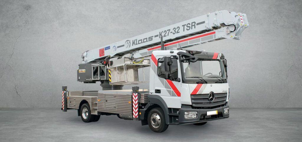 Żuraw K27-32 TSR
