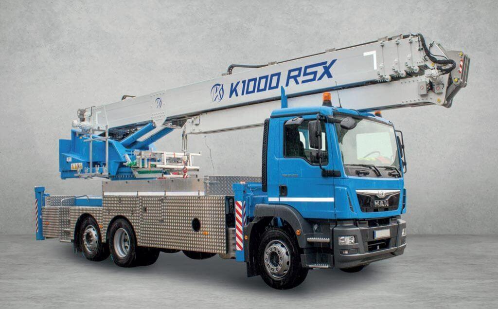 Żuraw K1000 RSX