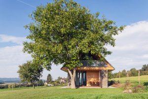 Wyjątkowy dom w Czechach
