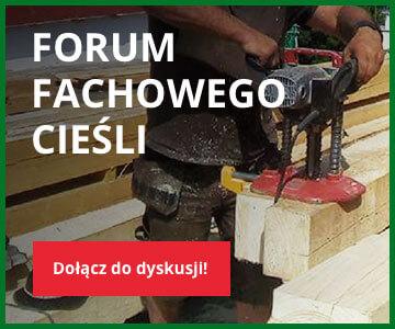Forum fachowego cieśli